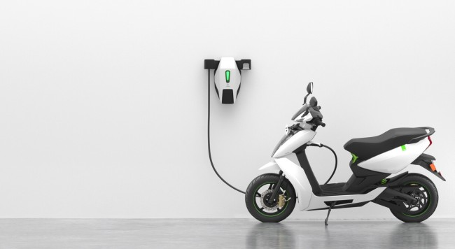 scooter charging