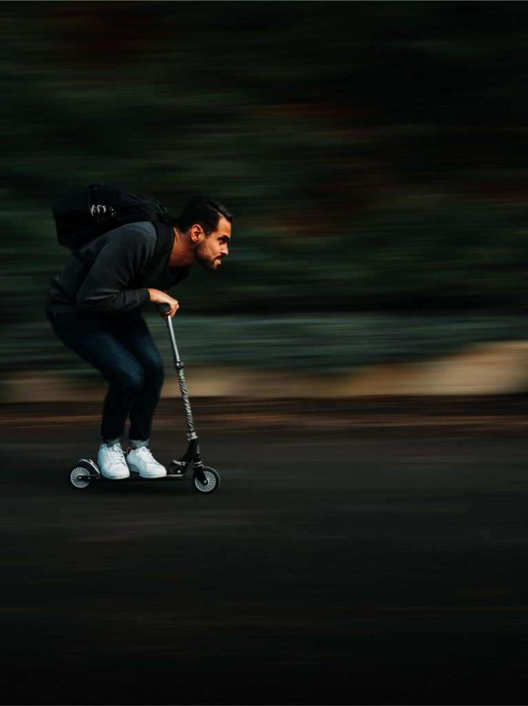 scooter top speed