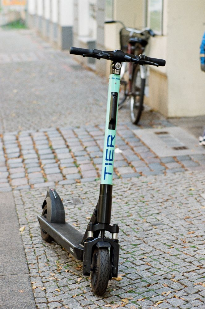 tier electric scooter 1
